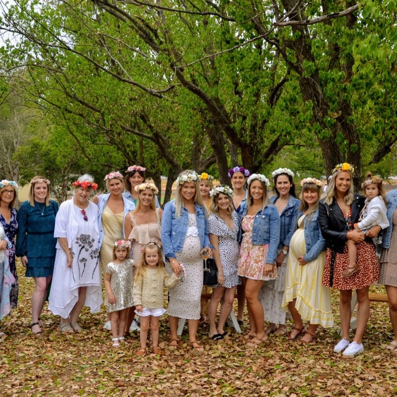 Lovely Ladies_Day Delights Baby Shower