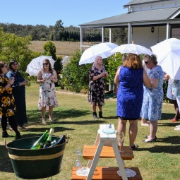 day_delights_sydney_hens_events_meet_and_greet_umbrellas