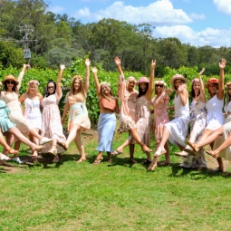 day_delights_sydney_hens_events_wine_pose